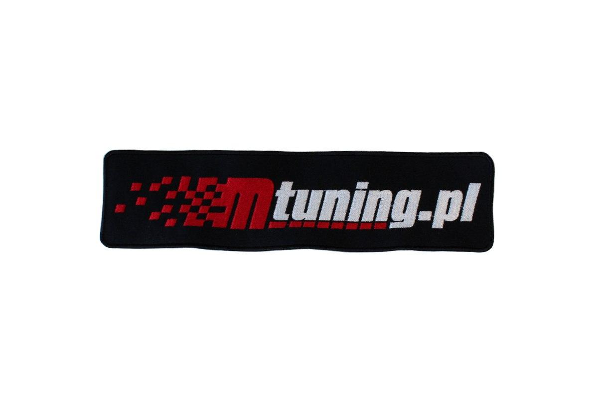 Naszywka MTuning 27 x 7cm - GRUBYGARAGE - Sklep Tuningowy